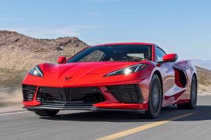 Corvette C8-Besitzer melden Problem
