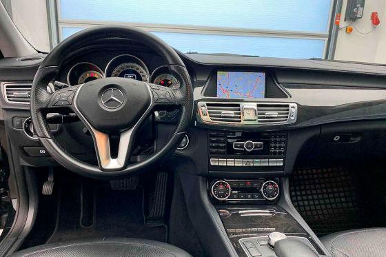 Mercedes CLS zum Preis eines A 160 fahren