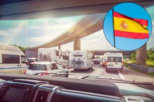 Spanien weist deutsche Camper aus