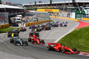 Formel 1 bricht s�mtliche Rekorde