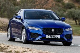 So profitiert der Jaguar XE vom Facelift