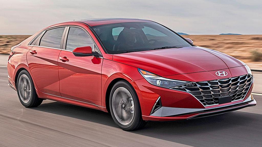 Hyundai bringt neuen Elantra