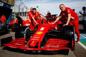 Regel-Verschiebung schlecht f�r Ferrari?