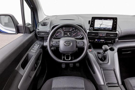 Das ist der Berlingo von Toyota