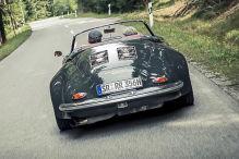 Das ist R�hrls Porsche 356 Turbo!
