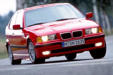 Golf 3 und BMW (E34) werdende Klassiker?