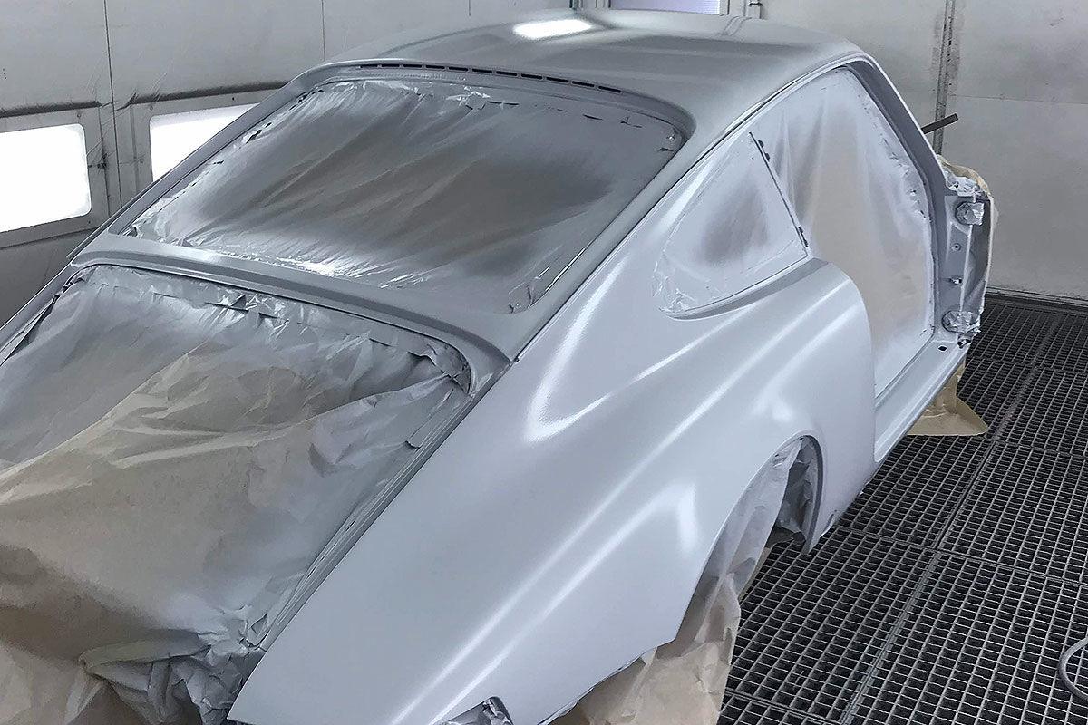 Porsche 912 für 115.000 Euro restauriert