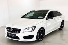 Mercedes CLA 180 Shooting Brake: AMG-Line, Gebrauchtwagen