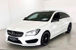 Mercedes CLA 180 Shooting Brake: Gebrauchtwagen