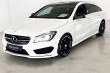 Mercedes CLA mit AMG-Line aber nur 122 PS