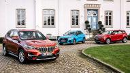 Audi Q3, BMW X1, Range Rover Evoque: Test