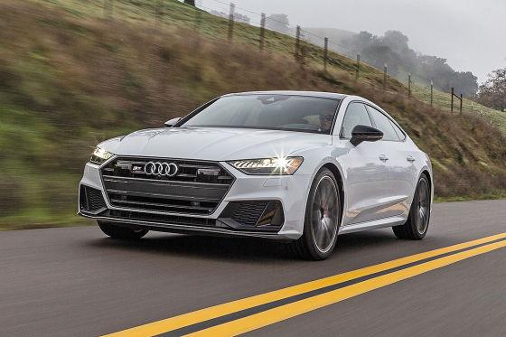 S6 und S7 in den USA als V6-Benziner