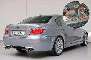 BMW M5 als Handschalter zu verkaufen