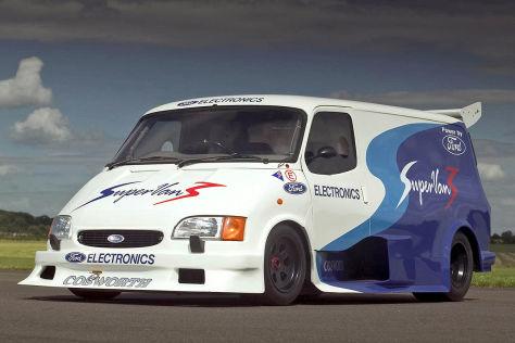 Ford Transit SuperVan 3 (1994):