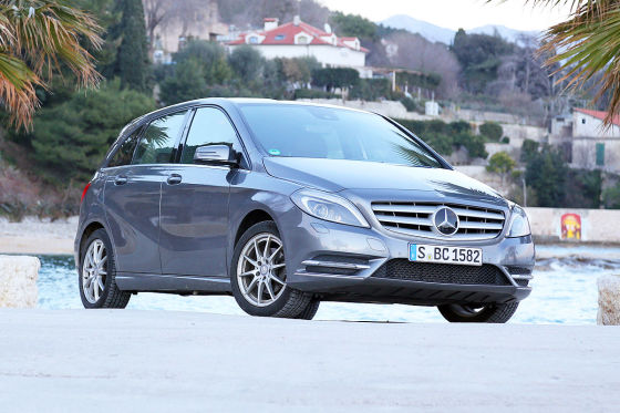 Mercedes B-Klasse (W 246): Gebrauchtwagen