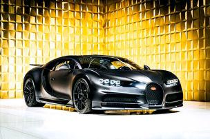 Gebrauchter Bugatti f�r 3.500.000 Euro