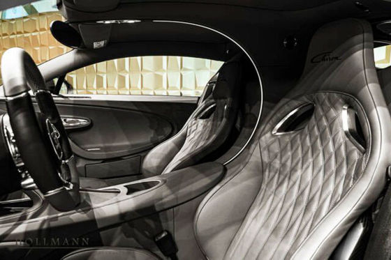 Gebrauchter Bugatti für über 3.500.000 Euro