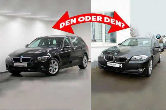Welcher BMW Power-Kombi bietet mehr?