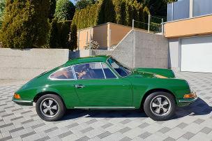 Porsche 912: Restaurierung