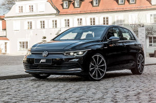 VW Golf 8 Abt (2020)
