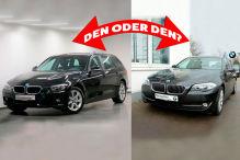 BMW-Power-Kombis im Vergleich