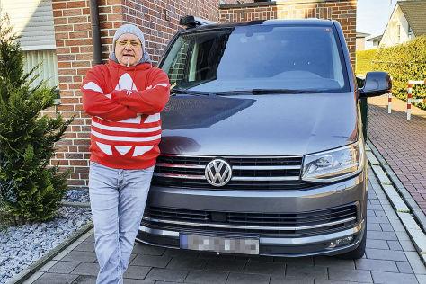 VW T6 offenbar auch mit Motorproblemen