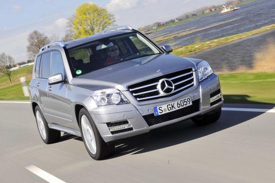Mercedes-Benz GLK: Gebrauchtwagen