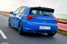 VW Golf 8 R32: Neuauflage, Illustration, VR6, Remus