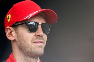 Formel 1: Vettel-Ferrari-Poker