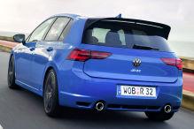 So könnte der Golf 8 als R32 aussehen