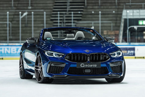 BMW M8 Tuning: G-Power G8M