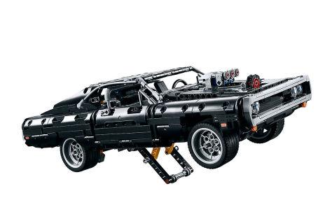 Lego Technic bringt Dodge Charger aus Fast and Furious - autobild.de
