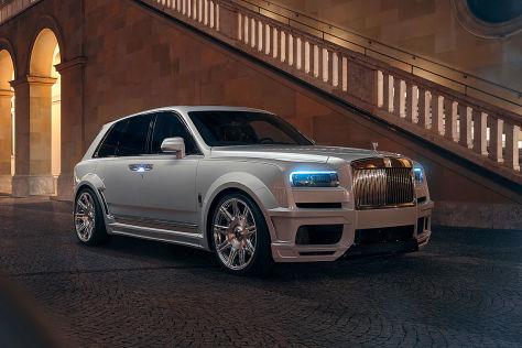 Rolls-Royce Cullinan Tuning: Spofec Upgrade