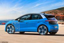 VW ID.1 (2023): Preis, e-Up-Nachfolger, Reichweite, Marktstart, MEB