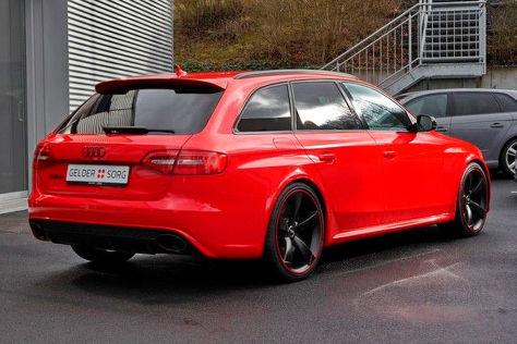 Der letzte seiner Art: Audi RS 4 mit V8-Sauger zu verkaufen - autobild.de