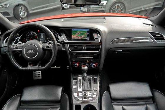 Zu verkaufen: Der letzte Audi RS 4 mit V8-Sauger