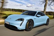 Porsche Taycan 4S: Test, Motor, Preis