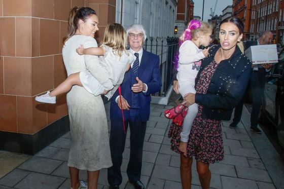Ecclestone wird wieder Vater