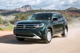 US-SUV Atlas macht auf Offroader
