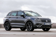 VW Tiguan 1.5 TSI Highline: Leasing