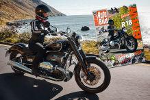 Die Harley-Gegnerin von BMW