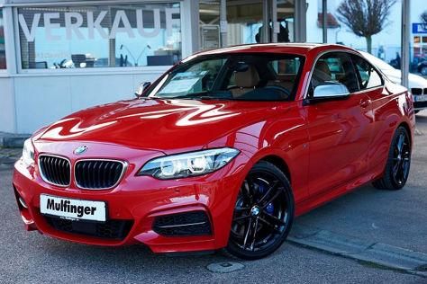 BMW M240i: Gebrauchtwagen fast 25.000 Euro unter Neupreis! - autobild.de