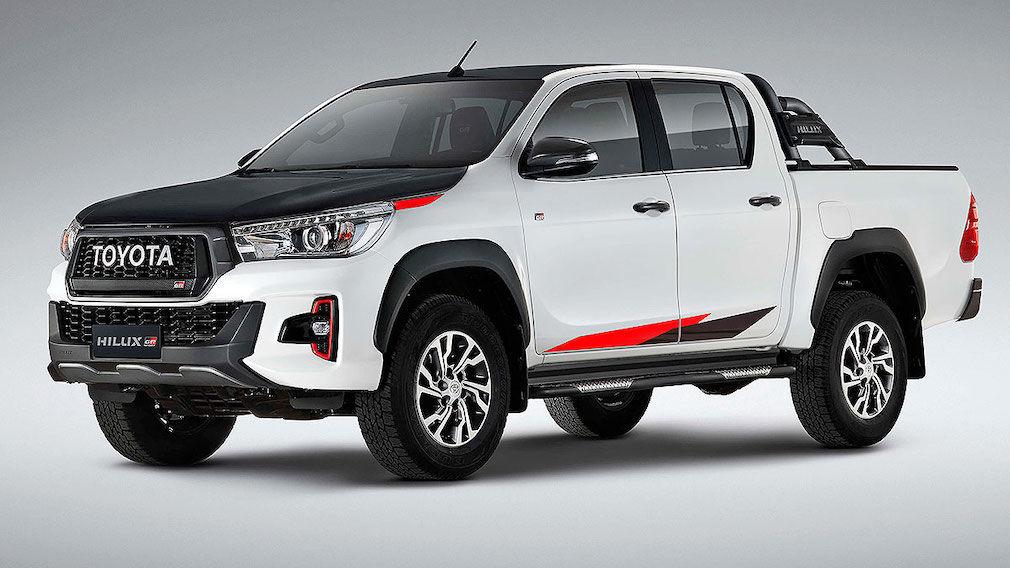 Dieser Toyota Pick Up Konnte Ein Grosser Bruder Des Supra Werden Autobild De