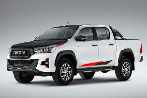 Raptor-Gegner von Toyota?
