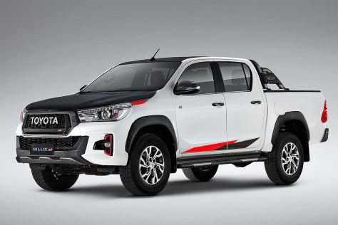 Toyota GR Hilux (2023): Raptor-Gegner von Toyota? - autobild.de