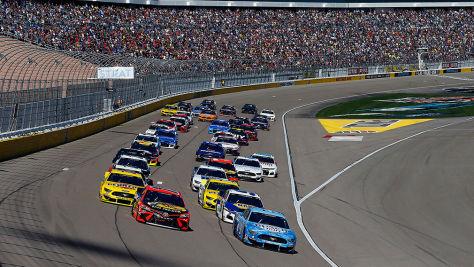 NASCAR: Coronakrise