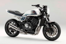 Neues Retro-Bike von Honda