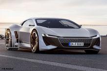 Audi R8 Nachfolger (2022): Elektro, Hybrid, Lambo, Huracan