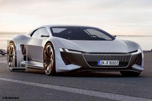 R8 könnte zum Hybrid-Sportler werden