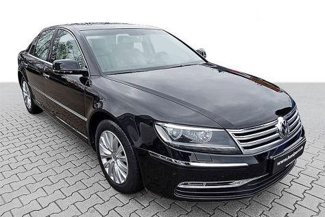 VW Phaeton V6 TDI: Luxus-Karosse zum Preis eines VW Up! - autobild.de